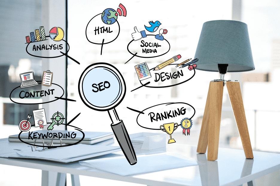 Diseño de paginas web , SEO