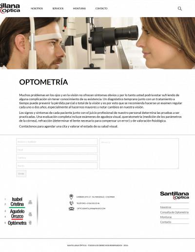 Santillana Optica