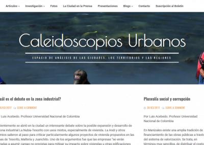 Caleidoscopios Urbanos