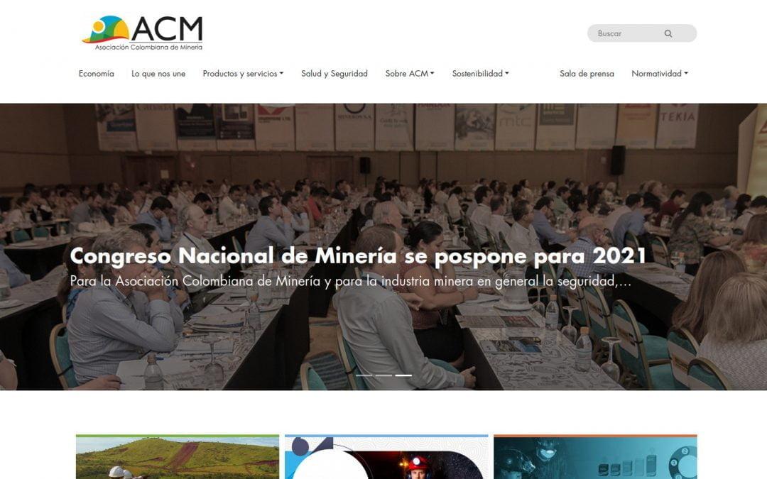 ACM – Asociación de Minería de Colombia